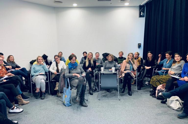 LIETUVOS KŪRĖJŲ KLUBAS: CHANGE LT strateginė planavimo sesija smulkiesiems šalies gamintojams
